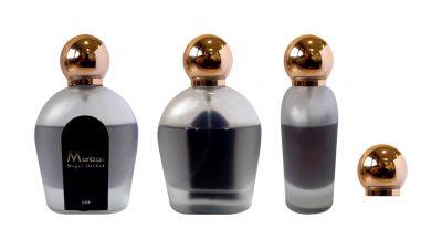 ثبت طرح صنعتی شیشه عطر و ادکلن
